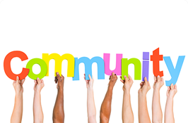 Learn more about our community events